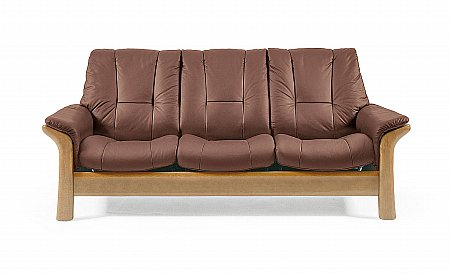Windsor 3 Seater Sofa Low Back