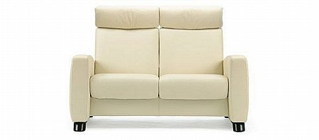 Arion 2 Seater Sofa High Back