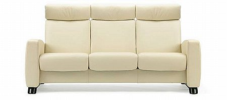 Arion 3 Seater Sofa High Back