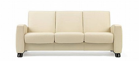 Arion 3 Seater Sofa Low Back