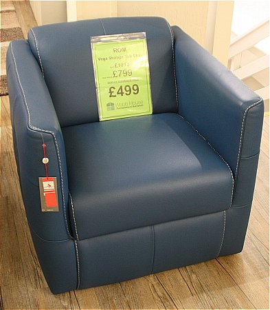 Vega Storage Tub Chair