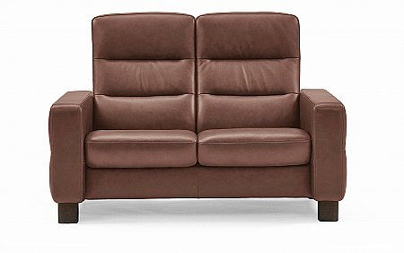 Wave 2 Seater Sofa High Back