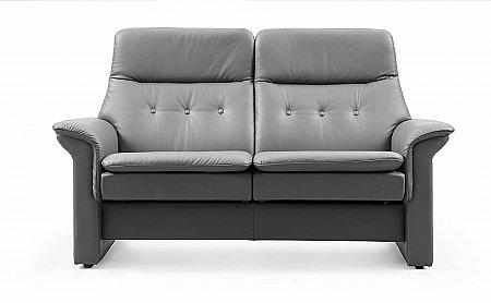 Saga 2 Seater Sofa High Back