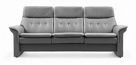 Saga 3 Seater Sofa High Back