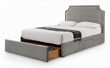 Mayfair 3 Drawer Studded Bed
