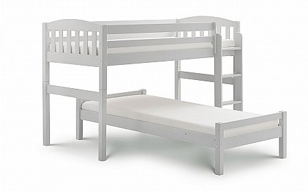 Max Combination Bed in Dove Grey