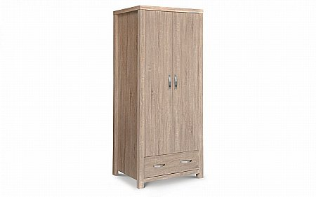 Hamilton 2 Door Combination Wardrobe