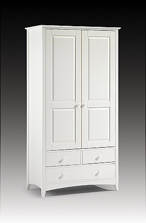 Cameo 2 Door Combination Wardrobe