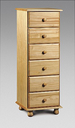 Pickwick 6 Drawer Chest