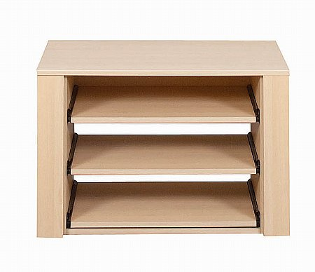 Vale Furnishers - Banbury Internal Shelves for Sliding Wardrobes. Click for larger image.