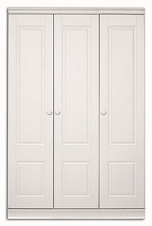 Vale Furnishers - Regatta Three Door Wardrobe. Click for larger image.