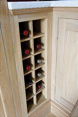 Neptune - Henley 300 Double Wine Rack Base Cabinet