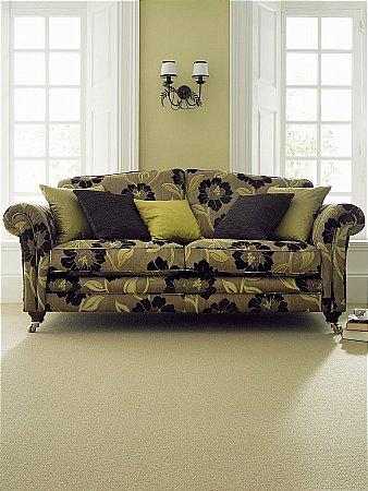 Victoria Carpets Crown Twist Chalk Dust Carpet