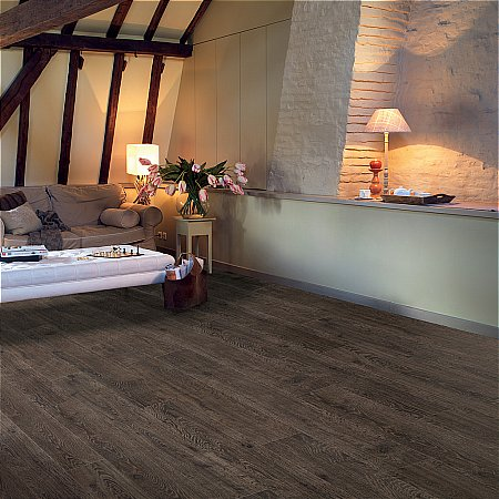Quick Step - Vogue Oak Grey Planks. Click for larger image.
