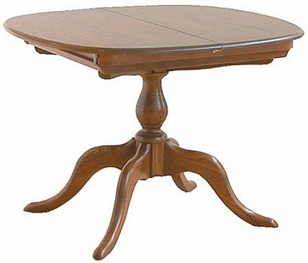 Ercol - Chester Small Pedestal Table. Click for larger image.