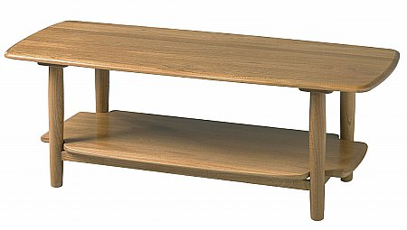 Ercol - Windsor Coffee Table. Click for larger image.