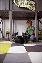 Forbo - Marmoleum Click - Kids Bedroom