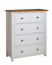 Barrow Clark - Grace 2 + 3 Chest of Drawers
