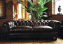Contrast - Chatsworth Leather Sofa