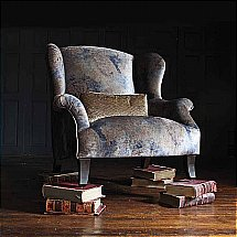John Sankey - Moliere Wing Chair