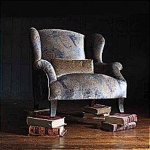 John Sankey - Moliere Wing Chair