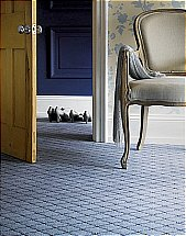 Adam Carpets - Catherine Lace Powder Blue - CL11