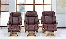 Himolla-Zerostress - Carron Recliner Chairs