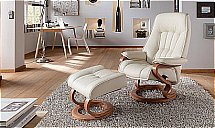 Himolla-Zerostress - Elbe Recliner Chair