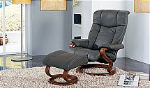 Himolla-Zerostress - Shannon Recliner Chair