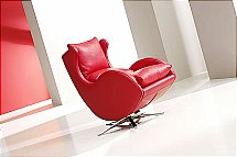 Fama - Lenny Swivel Armchair