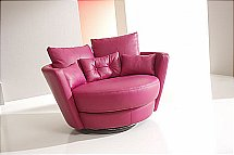 Fama - Mynest Swivel Armchair