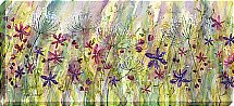 Artko - Spring Time Flowers Canvas