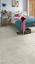 Colonia - 4436 Nordic White Oak Luxury Vinyl Tiles