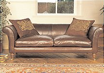 Contrast - Beaulieu Sofa - Old Saddle Brown