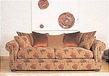 Contrast - Metropolitan Sofa in Margot Floral