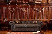 Tetrad - Harris Tweed - Castlebay Sofa