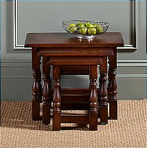 9586/Wood-Bros/Old-Charm-Nest-of-Tables