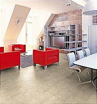 Vusta - Beige Stone Floor
