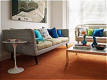 Brockway Carpets - Tangerine Carpet