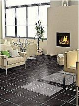 Vusta - Black Slate Floor