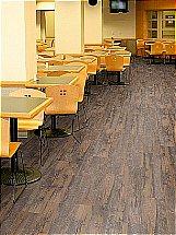 Vusta - Sun Bleached Spruce Floor