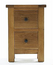 Barrow Clark - Compton 2 Drawer Bedside