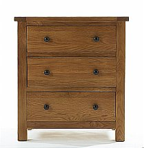 Barrow Clark - Compton 3 Drawer Chest