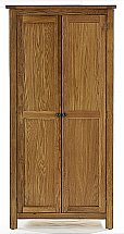 Barrow Clark - Compton Double (2 Door) Wardrobe