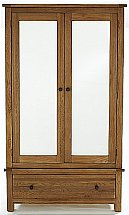 Barrow Clark - Compton Double Mirror Wardrobe