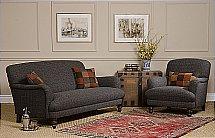 Harris Tweed - Braemar Sofa and Chair