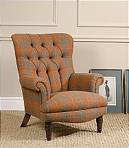 Harris Tweed - Calvay Chair