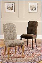 Harris Tweed - Ramsay Dining Chair