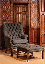 Harris Tweed - MacKenzie Chair and Stool