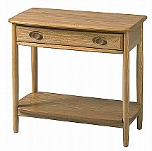 11725/Ercol/Windsor-Console-Table